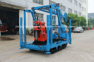 GYQ-200 Core Drilling Rig For Engineering Geological Prospecting